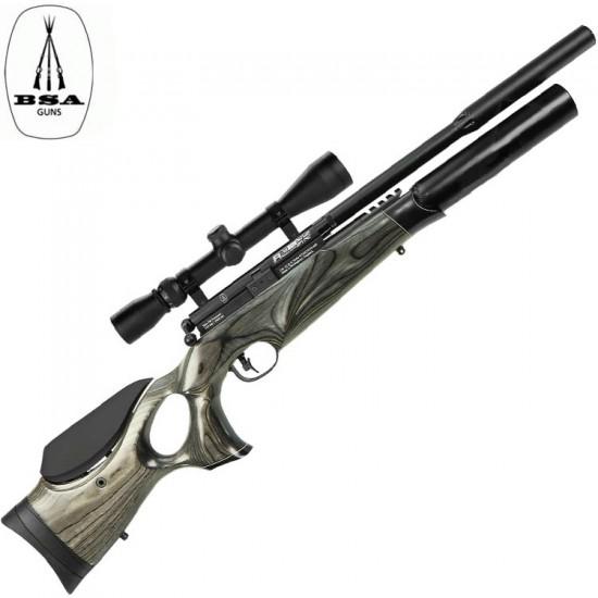 BSA R10 TH Rifle Laminate