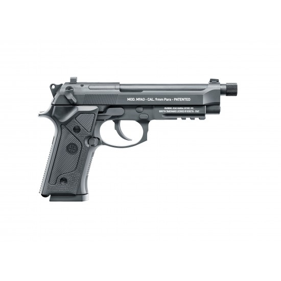 Umarex Beretta M9A3 Full Metal Black
