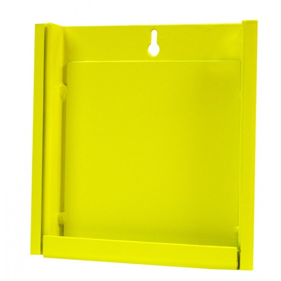 Bisley Small Yellow Target Holder