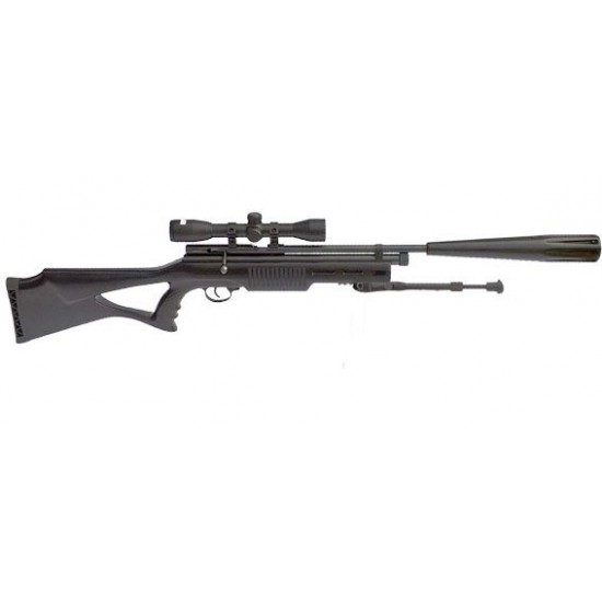 SMK SYN XS78 Tactical Multishot CO2 Rifle