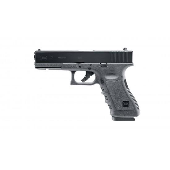 Umarex Glock 17 Dual Ammo - Air pistol supplied by DAI Leisure