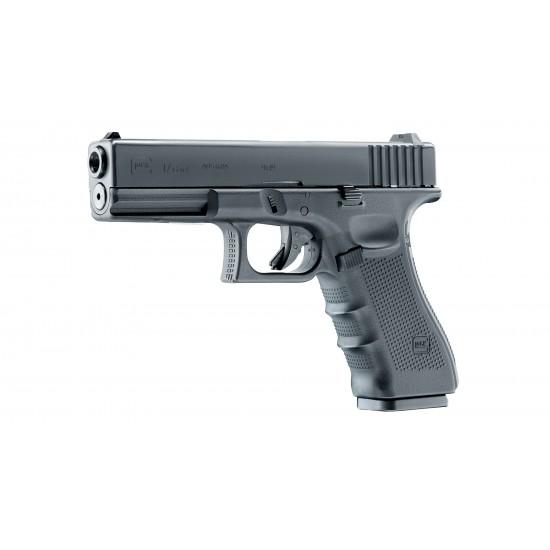 Umarex Glock 17 Gen 4 - CO2 air pistol supplied by DAI Leisure