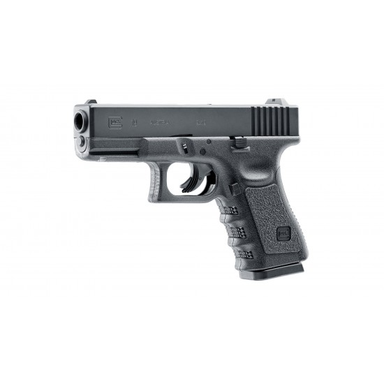 Umarex Glock 19 Non-Blow Back - CO2 air pistol supplied by DAI Leisure