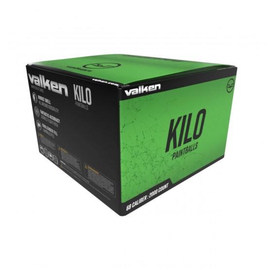 Valken Kilo Paintballs - 2000 Pack