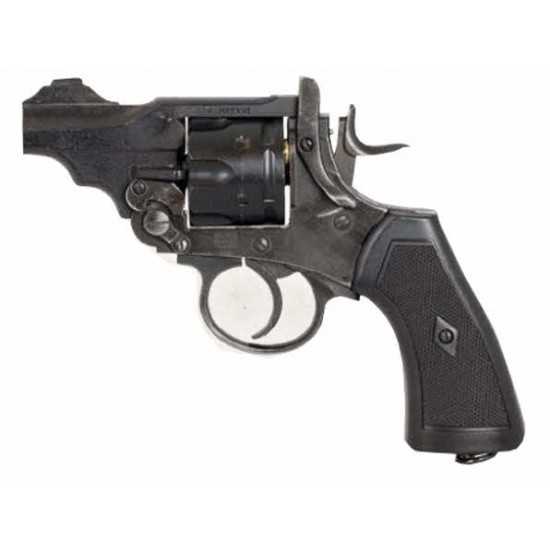 "Webley MKVI 2.5"" ""The Civilian"" .22 Battlefield Finish"