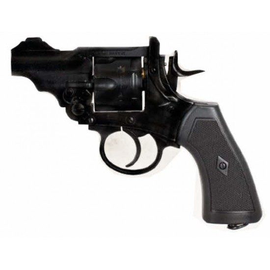 "Webley MKVI 2.5"" ""The Civilian"" .177 Black"