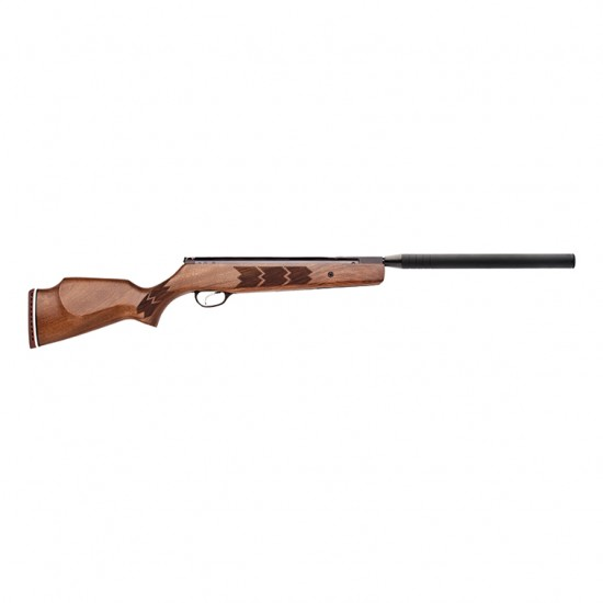 Webley Stingray Over-Sleeved Spring Powered Air Rifle Wooden Stock