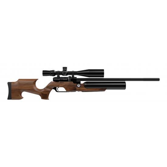 Aselkon MX6 Jet Black - PCP rifles supplied by DAI Leisure