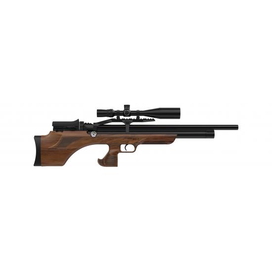 Aselkon MX7 Wood - PCP air rifles supplied by DAI leisure