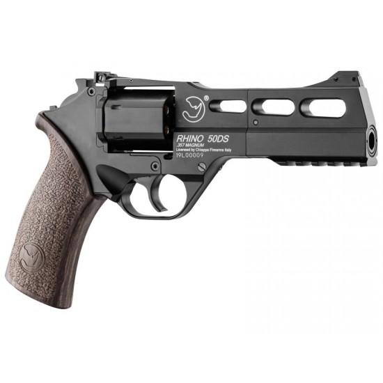 Chiappa Rhino 50DS CO2 .357 Magnum Revolver - Black