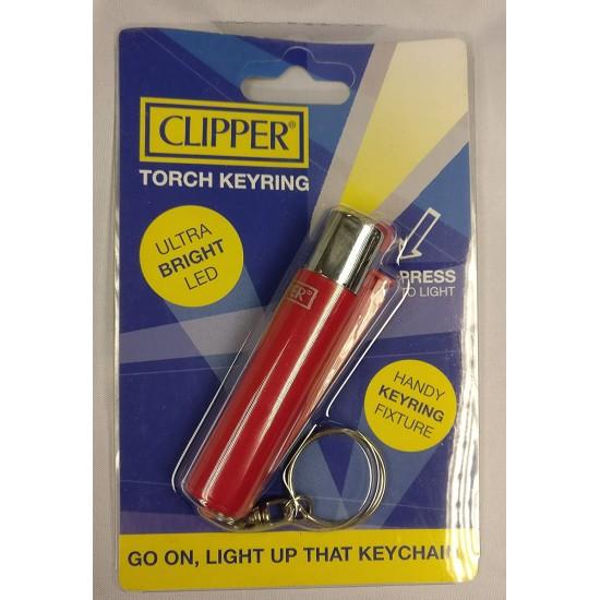 Clipper Torch Keyring