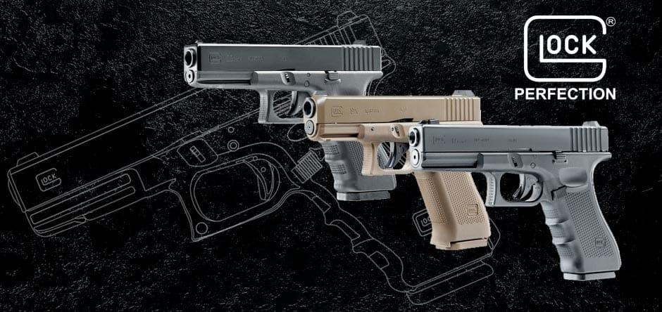 Umarex Glock Air Pistols