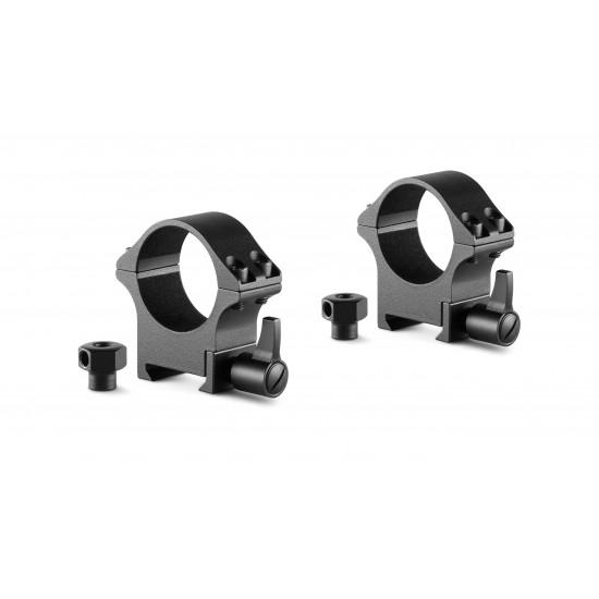 Hawke Professional steel ring mounts - Scope mounts from DAI
