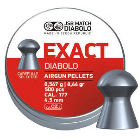 JSB Exact Diabolo .177 (4.50)