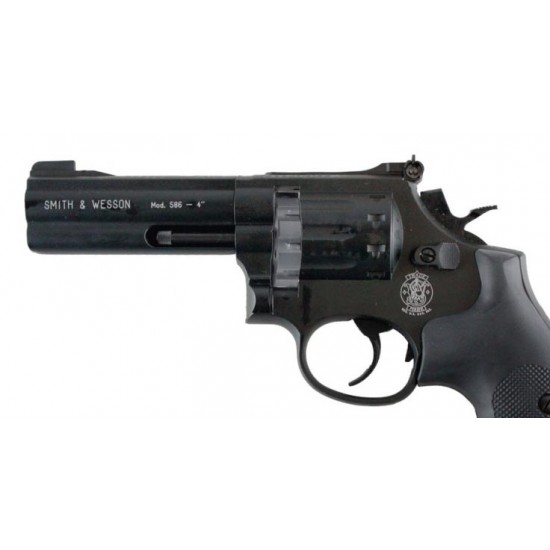"""Smith and Wesson 586 4"""" Black"""