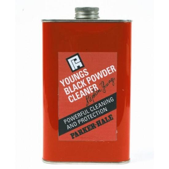 500ml Tin Black Powder Cleaner by Parker-Hale
