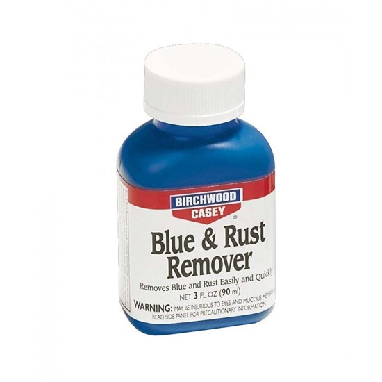 Blue & Rust Remover 3oz by Birchwood Casey