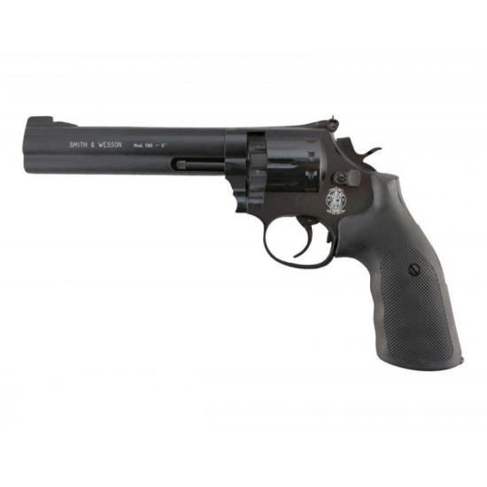 Smith and Wesson 586 6""