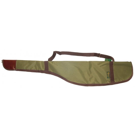 Bisley Green Canvas Covers Rifle