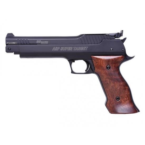 Sig Sauer ASP Super Target Pistol