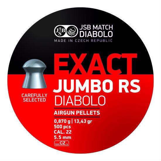 JSB Exact RS Diabolo .22