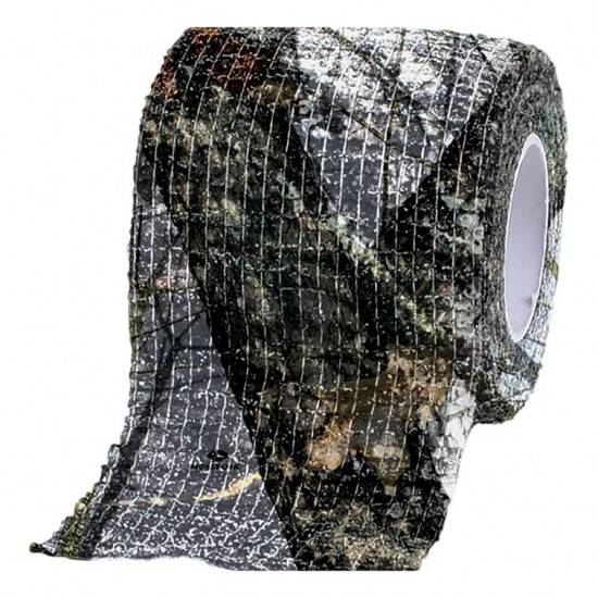 "Allen Hunting Accessory Protective Camo Wrap Mossy Oak Winter 2"" x 15'"