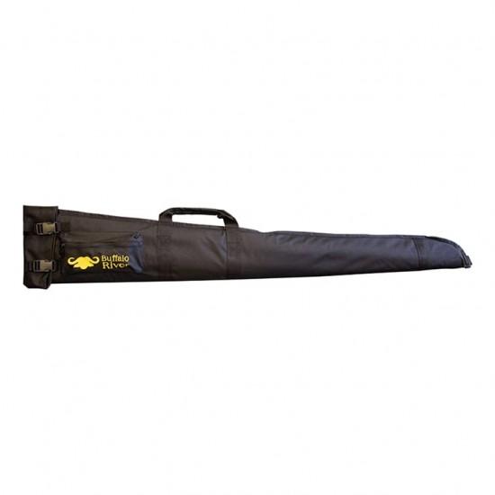 "Buffalo River Field shotgun Bag 52"" Black"