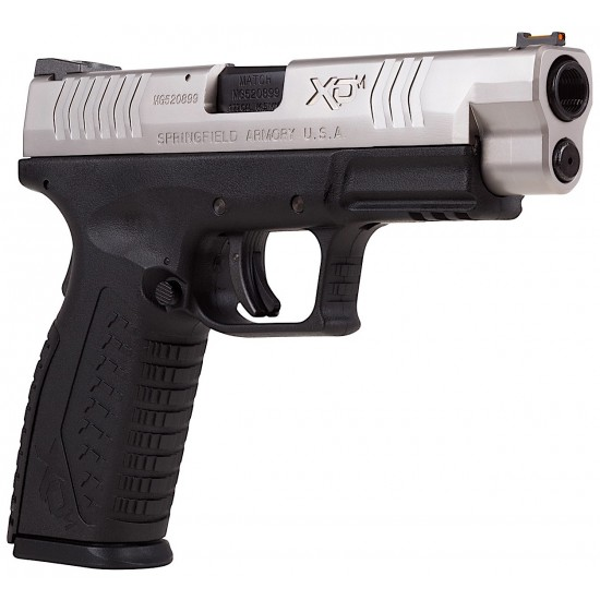 "Springfield XDM 4.5"" Silver CO2 4.5mm"