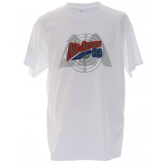 Air arms Tee Shirt Original 83 Mens White