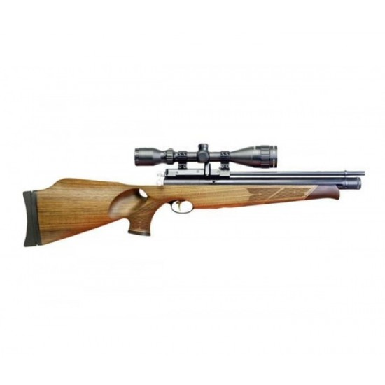 Air Arms S410 Carbine Walnut Thumbhole