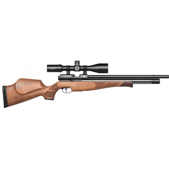 Air Arms S500 Carbine Walnut Left Handed