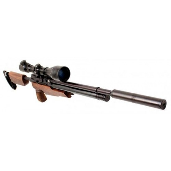 Air Arms S510 TDR Walnut Ambidextrous Regulated