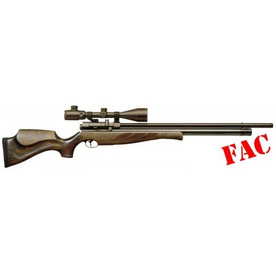 Air Arms S510 Xtra FAC High Power Hunter Green