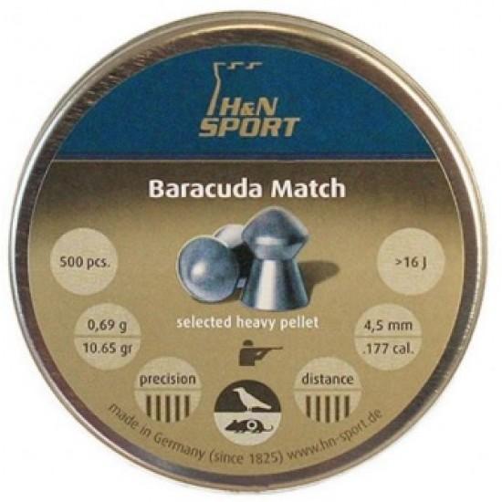 H&N Baracuda Match .177 (4.51)