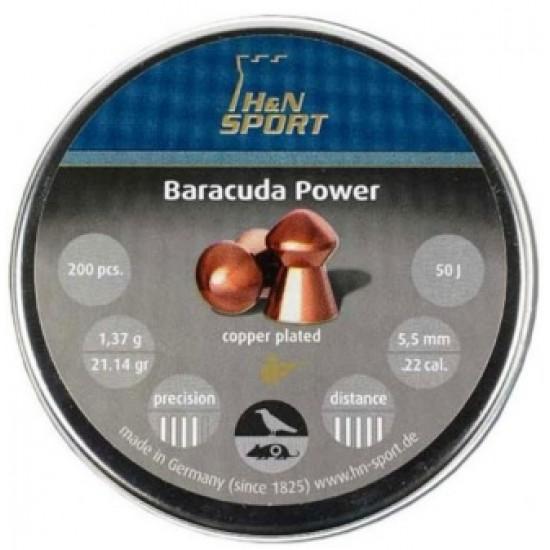 H&N Baracuda Power .22