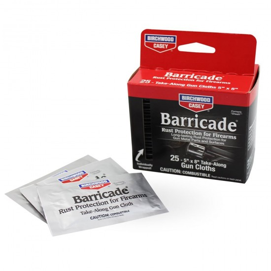Birchwood Casey Barricade Take Along Packs