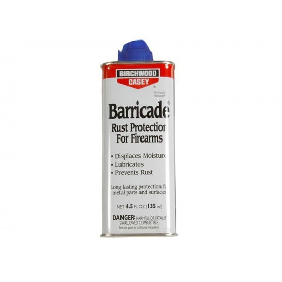 Barricade Rust Protection by Birchwood Casey 4.5oz Tin