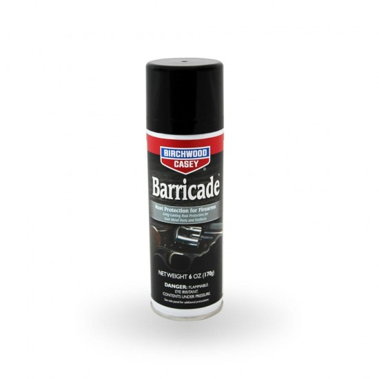 Barricade Rust Protection by Birchwood Casey 6oz Aerosol