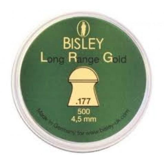 Bisley Long Range Gold .177