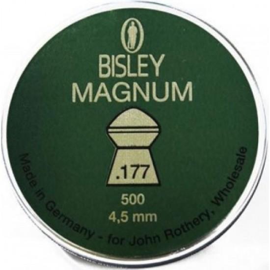 Bisley Magnum .177 Pellets