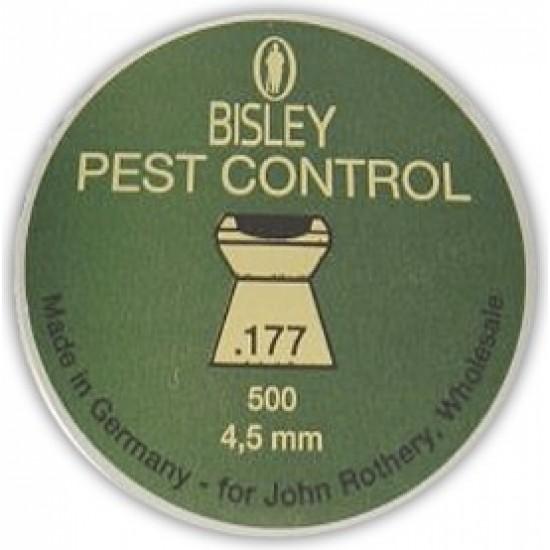 Bisley Pest Control .177 Pellets