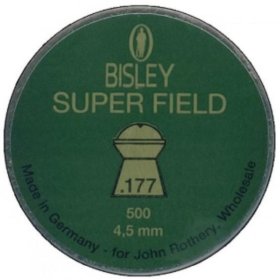 Bisley Superfield Pellets  .177