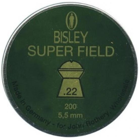 Bisley Superfield Pellets .22