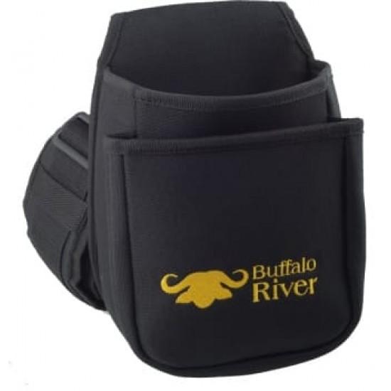 Buffalo River Ballistic Nylon Shotshell Pouch Single