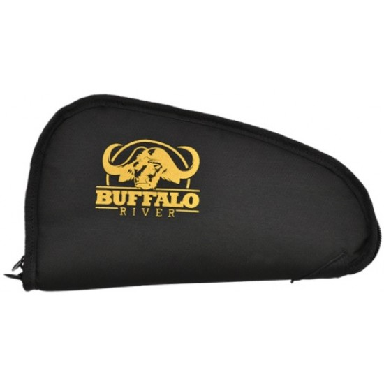 "Buffalo River Pistol Bag 10"" Black"