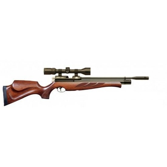 Air Arms S400 Superlite Carbine Traditional Brown