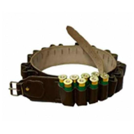 Cartridge Belt Double Leather