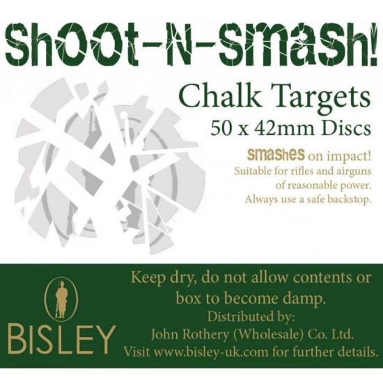 Bisley Shoot-N-Smash Chalk Targets