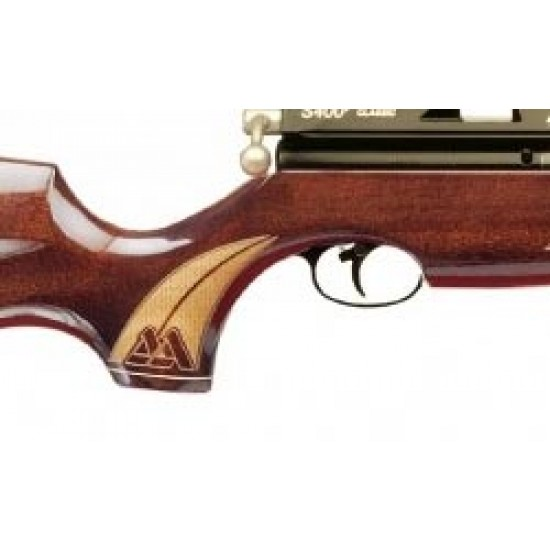 Air Arms S400 Superlite Carbine Deluxe High Gloss