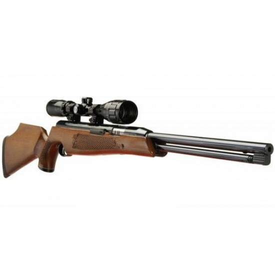 Air Arms TX200 Rifle Beech FAC